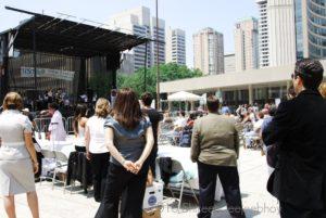 BIST Brain Injury Awareness Crowd in 2010