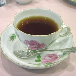 Meissen Pink Rose Teacup (Photo by Miya)